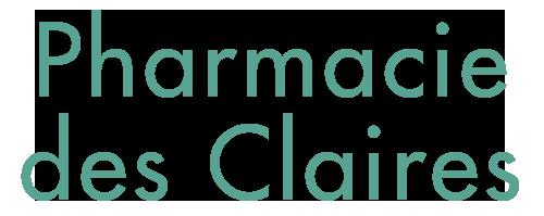 Pharmacie des Claires