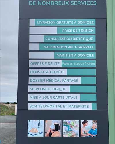 Pharmacie-des-Claires-De-nombreux-services